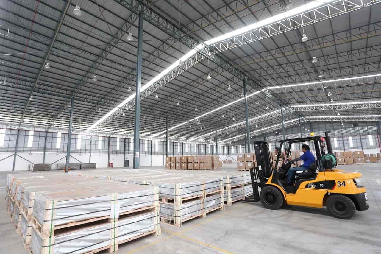 China-Warehouse Rental Reviews